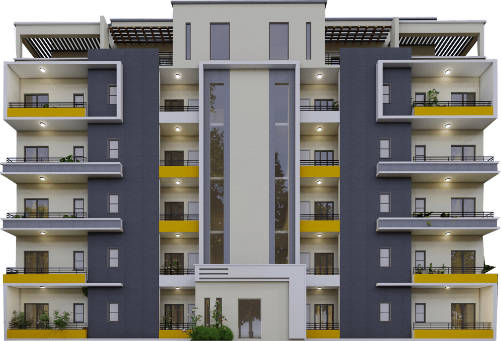 3 bedroom apartment - Cosgrove real estate Abuja Nigeria